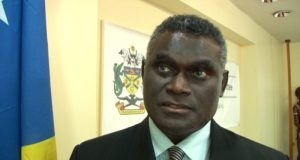 Manasseh Sogavare  $33m hydropower scheme to end Solomon Islands diesel fuel reliance manasseh sogavare e1501773309703