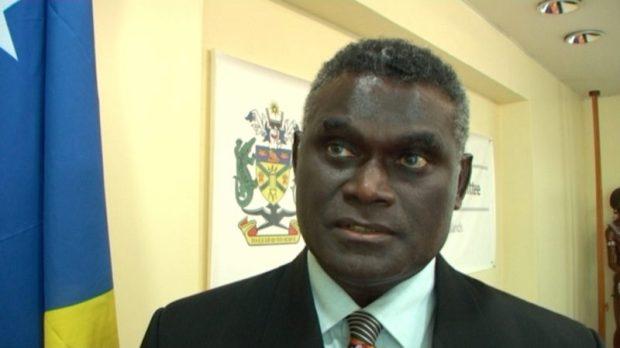Manasseh Sogavare