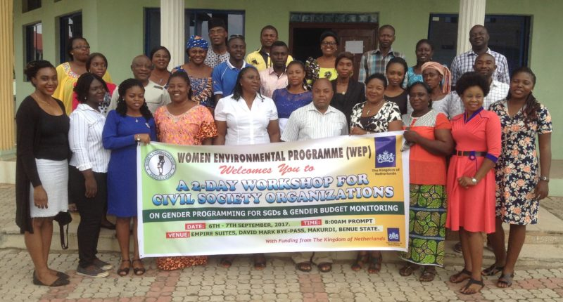 Climate Change: Ngo Advocates Women Inclusion In Planning, Implementation
