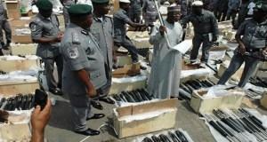 arms importation