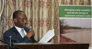 Dr. Sagre Bambangi  Ghana: Efficient use of farm water vital for SDGs' attainment, say experts Sagre 1