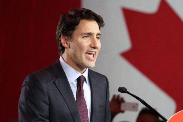 Justin Trudeau Canada