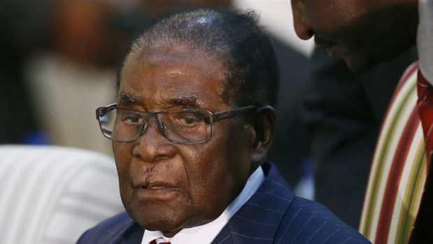 Robert Mugabe  Anti-mining Brazilian militants arrested in Zimbabwe Robert Mugabe