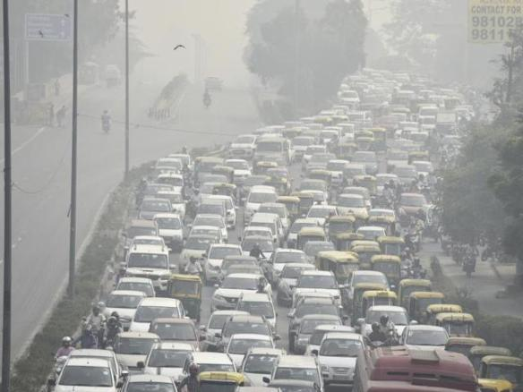 Delhi pollution  Rain clears smog in Indian capital yet air quality 'very poor' India