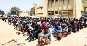 Migrants in Libya sold into slavery  2017: How migration issues rocked Nigeria, developing world Migrants in Libya sold into slavery