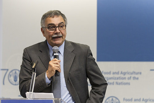 René Castro  Climate action investment needs to move faster to farming Ren   Castro
