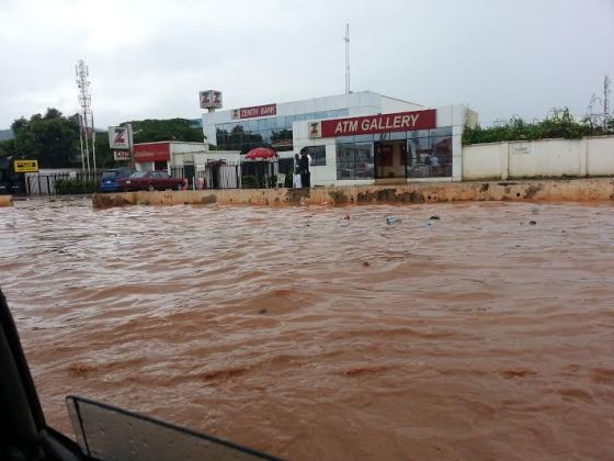 Abuja flood