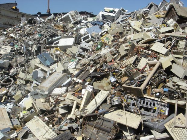 E-waste  Lagos plans regulation on e-waste management E waste e1512850524589