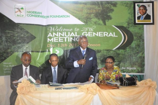 NCF  Why we involved pupils in tree planting campaigns, by NCF NCF AGM e1513289410887