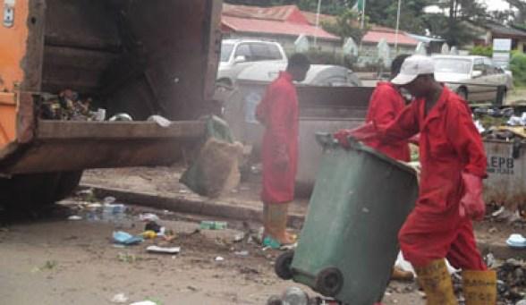 waste evacuation