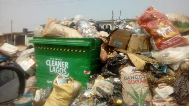 Lagos refuse