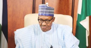 Muhammadu Buhari  COVID-19: Buhari orders lockdown of Lagos, Abuja, Ogun for 14 days New Year e1514834615945