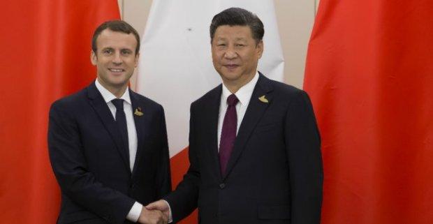 Jinping-Macron