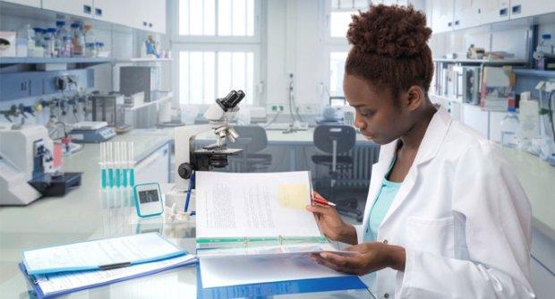 Girls in science