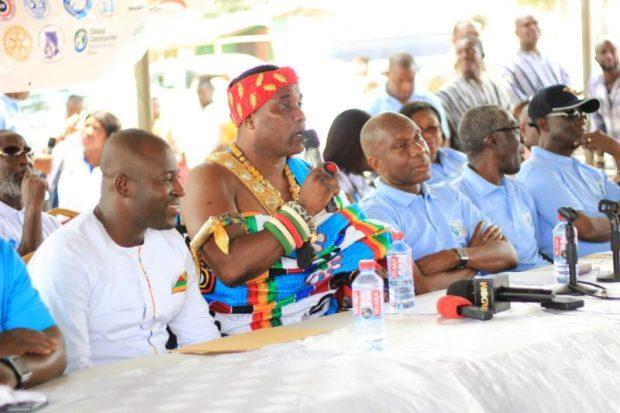 World Water Day Ghana  Ghana marks World Water Day at Manhean Fish Market IMG 20180326 WA0009 e1522080964519
