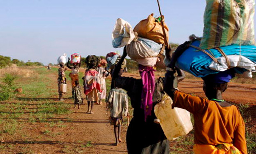 Internal migration  World Bank warns of climate change-induced internal migration Internal migration
