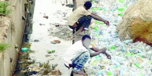 Open defecation in Lagos