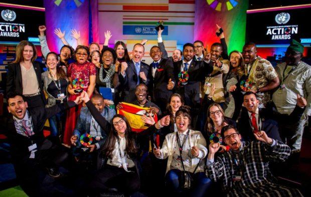 United Nations SDG Action Awards