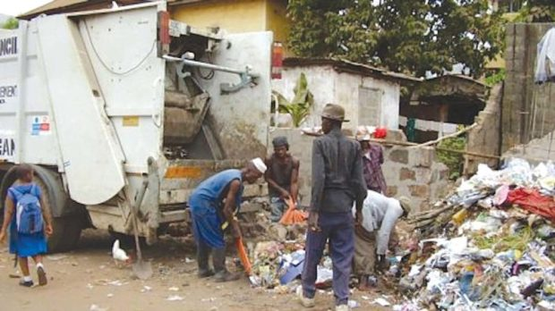 waste managers