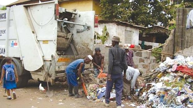 waste managers  Lagos residents urged to patronise PSP operators Waste managers 1024x575