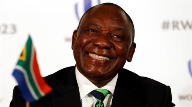President Cyril Ramaphosa of South Africa  Activists flay xenophobic attacks in South Africa Cyril Ramaphosa