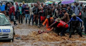 Kenya flooding