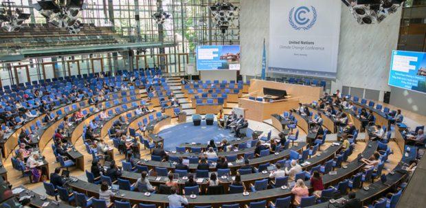 Bonn  Bonn: Groups clamour political push to raise ambition, deliver support ahead UNSG summit Bonn 1 e1525974348975