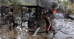 Niger Delta refinery
