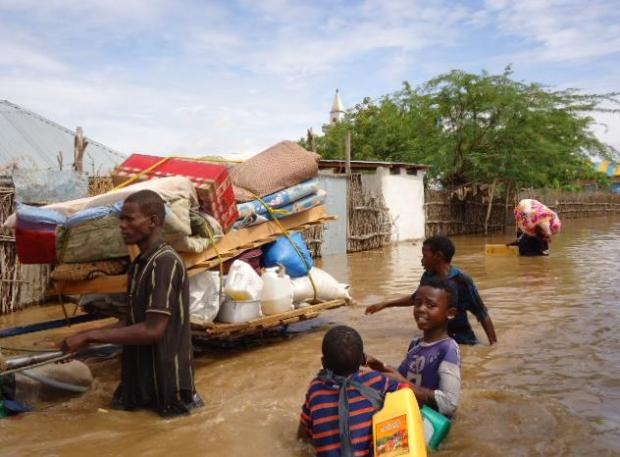 Somalia  Flooding displaces 220,000 in Somalia Somalia