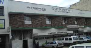 Egerton University Nakuru