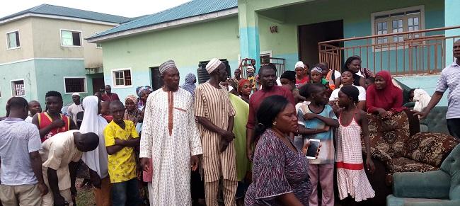 Stakeholders Kogi State Internally Displaced Persons Idps Lokoja