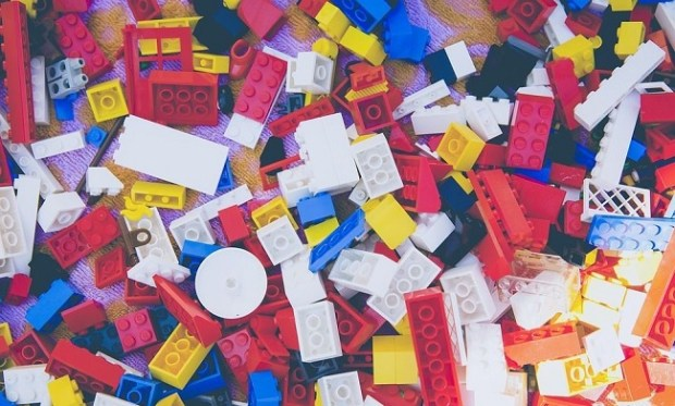 Lego blocks  Lego to ban plastic blocks by 2030 Lego