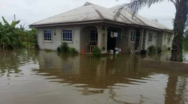 Yenagoa  150,000 persons displaced by flood in Bayelsa Yenagoa