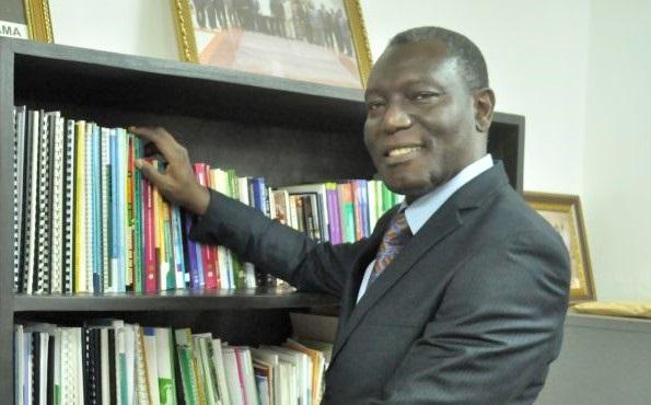 Dr. George O. Essegbey