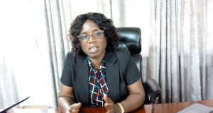 Dr. Wilhelmina Quaye  Biotechnology promises efficiency in delivery for women farmers – CSIR-STEPRI director IMG 20180926 140631