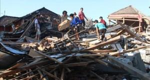 Indonesia quakes