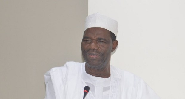 Dr Bukar Hassan  Great Green Wall: Key to Nigeria's greatness Bukar Hassan