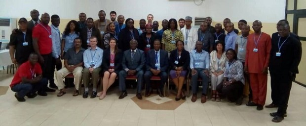 GHG Inventory   Nigeria gets UN lifeline in qualitative GHG inventory preparation IMG 20181108 WA0035