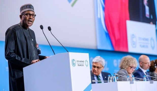 Muhammadu Buhari  Buhari's major principles on climate change, by aide Buhari6