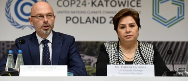 Patricia Espinosa  COP24: It's within our grasp to finish job – Espinosa EspinosaCop24