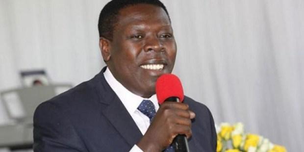 Eugene Wamalwa  Kenya launches five-year plan to transform arid regions Eugene Wamalwa