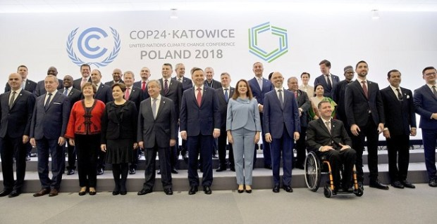 World leaders  Political leaders arrive Poland in race to deliver on UN climate deal Presidents