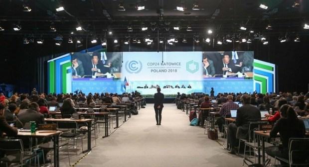 Katowice COP24  Scrutinising the Katowice UN climate conference katowice