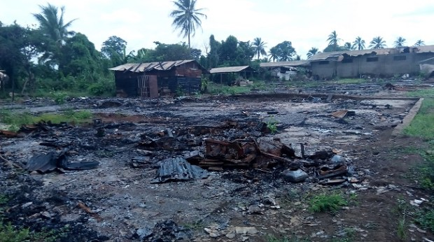 Anglophone Cameroon uprising  Anglophone Cameroon uprising: Horror of a war the world ignores Eleven months after Kwakwa village still in pieces