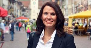 Rita Schwarzelühr-Sutter  Germany decorates schools for commitment to sustainability, climate protection Rita Schwarzel  hr Sutter