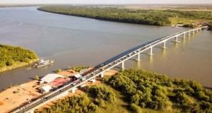 Gambia-Senegal bridge