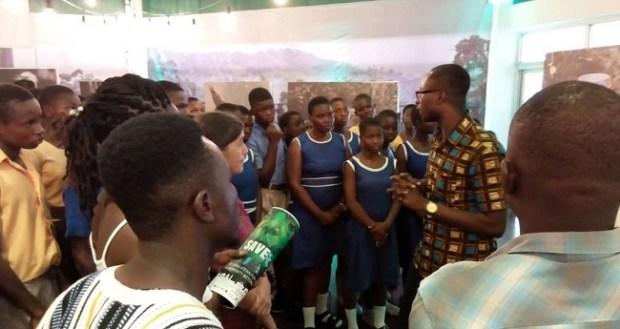 Accra exhibition