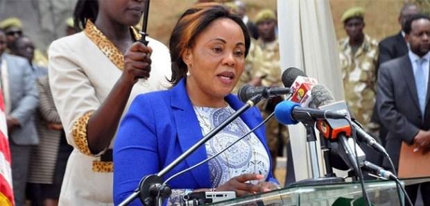 Margaret Mwakima