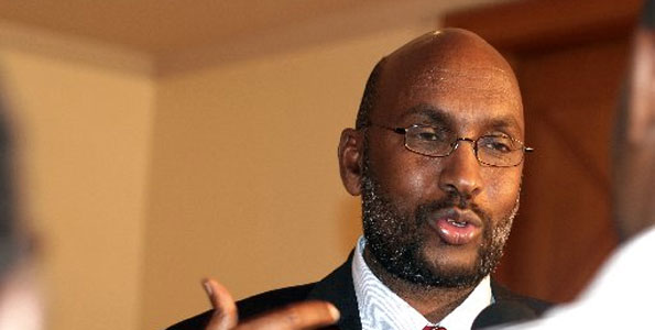 Mohamed Elmi  Kenya launches plastic bottle recycling initiative in schools Mohamed Elmi