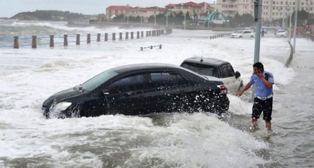 Typhoon Rumbia